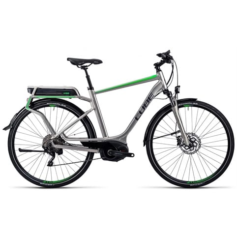 Cube Touring Hybrid Pro 500 Electric Bike 2016