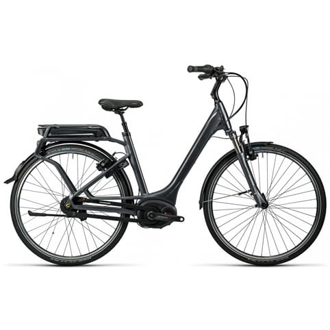 Cube Travel Hybrid Pro 400 EE Electric Bike 2016