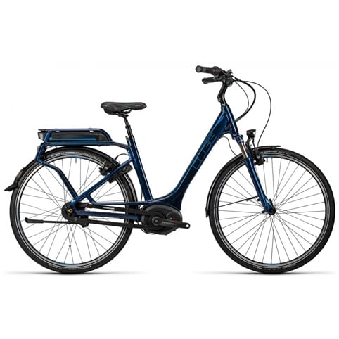 Cube Travel Hybrid Pro 500 EE Electric Bike 2016