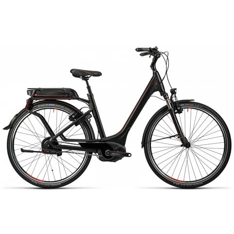 Cube Delhi Hybrid SL 500 EE Electric Bike 2016