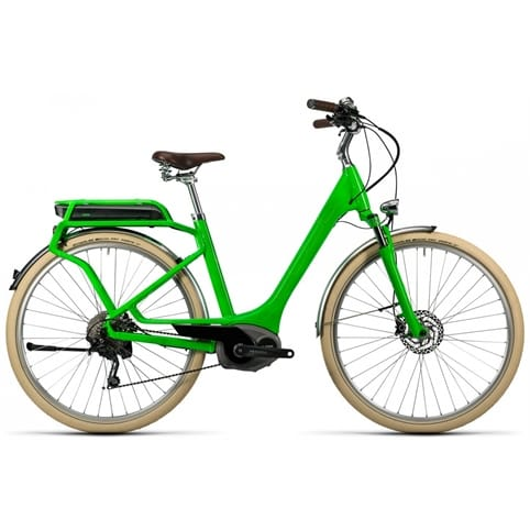Cube Elly Ride Hybrid 400 Electric Bike 2016