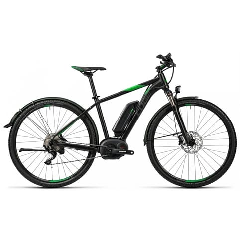 Cube Cross Hybrid Race AllRoad Electric Bike 2016