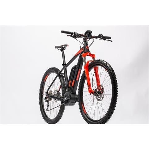 "Cube Reaction Hybrid HPA Pro 500 27.5"" Hardtail Electric MTB Bike 2016"