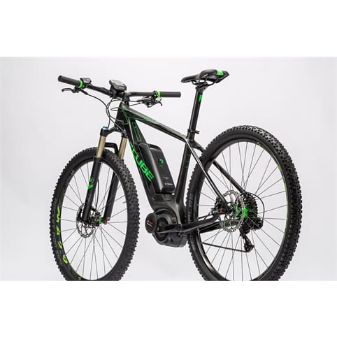 "Cube Elite Hybrid C:62 SL 500 29"" Hardtail Electric MTB Bike 2016"