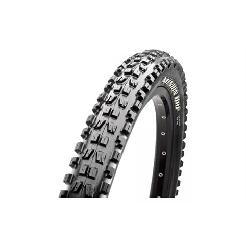 "Maxxis Minion DHF 2Ply ST Downhill Tyre [26 x 2.70""]"