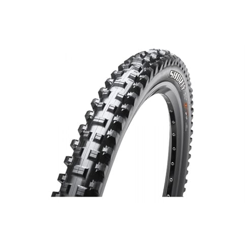 "Maxxis Shorty Folding 3C TR 26"" MTB Tyre"