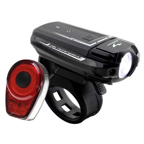 Moon Meteor 250 & Ring Rear Lightset