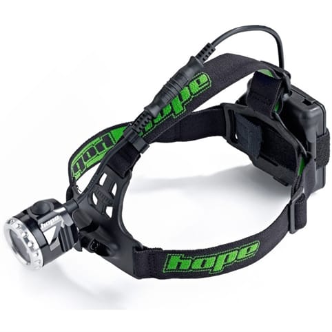 Hope Vision 1 LED Adventure Headlight