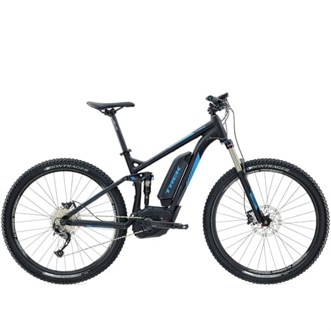"Trek Powerfly+ 5 FS 27.5"" Electric MTB Bike 2016"