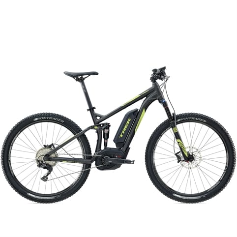 "Trek Powerfly+ 7 FS 27.5"" Electric MTB Bike 2016"