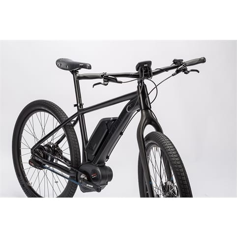 "Cube SUV Hybrid Race 500 Electric 27.5"" Urban Bike 2016"