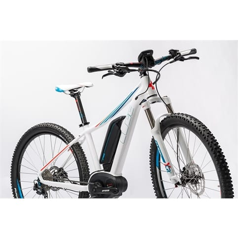 "Cube Access WLS Hybrid Pro 400 27.5"" Hardtail Electric MTB Bike 2016"