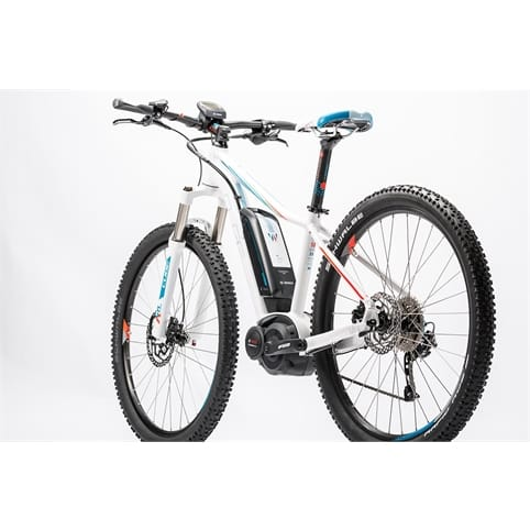 "Cube Access WLS Hybrid Pro 500 27.5"" Hardtail Electric MTB Bike 2016"