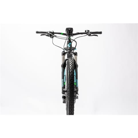 "Cube Access WLS Hybrid Race 400 27.5"" Hardtail Electric MTB Bike 2016"