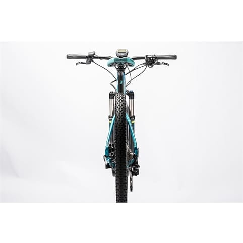 "Cube Access WLS Hybrid Race 500 27.5"" Hardtail Electric MTB Bike 2016"