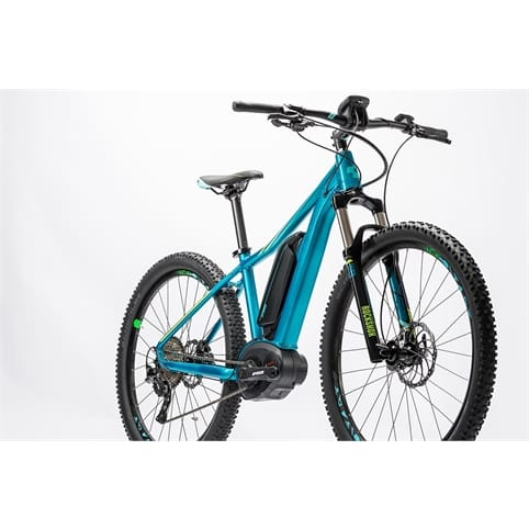 "Cube Access WLS Hybrid Race 400 29"" Hardtail Electric MTB Bike 2016"