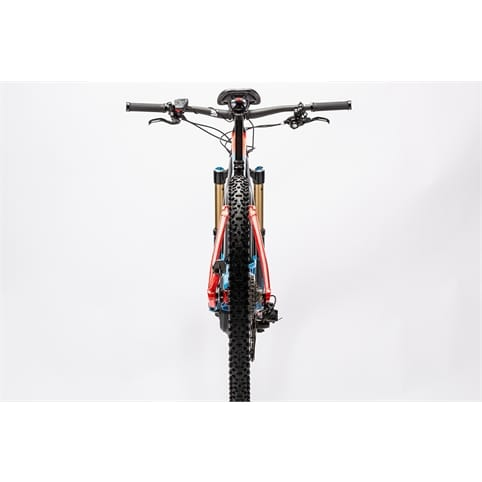 "Cube Stereo Hybrid 160 HPA Action Team 500 27.5"" FS Electric MTB Bike 2016"