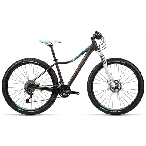 "Cube Access WLS Race 29"" Hardtail MTB Bike 2016"