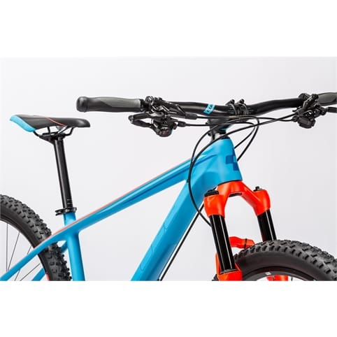 "Cube Access WLS GTC SL 27.5"" Hardtail MTB Bike 2016"