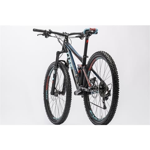 "Cube Sting WLS 120 Race 29"" FS MTB Bike 2016"