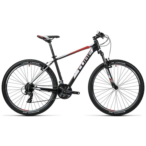 Cube Aim 27.5 Hardtail MTB Bike 2016