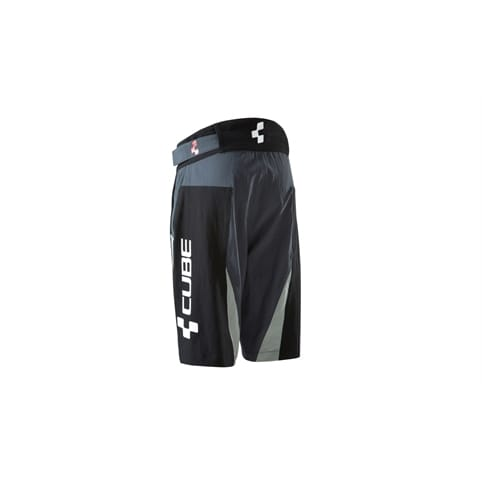 CUBE JUNIOR BLACKLINE Shorts