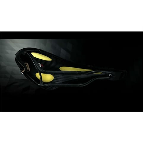 Fi'zi:k Kurve Bull Alloy Saddle
