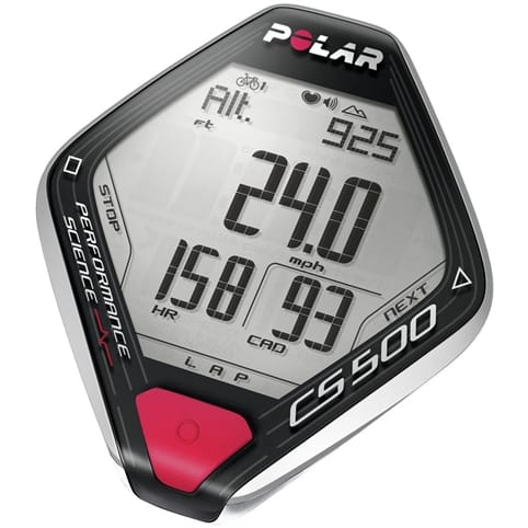 Polar CS500+ Cycling Monitor