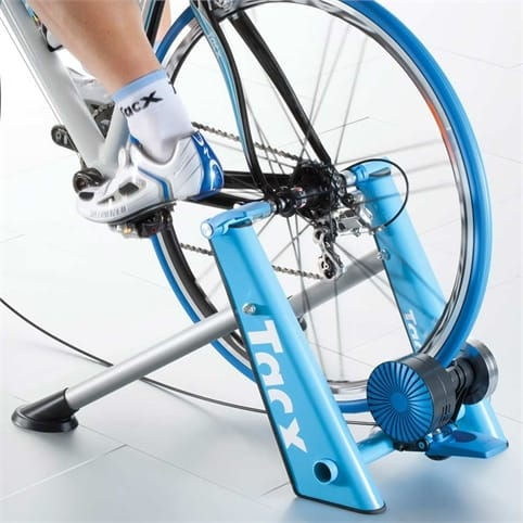 TACX BLUE MATIC FOLDING MAGNETIC TRAINER *