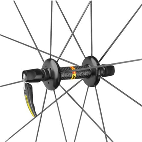 Mavic CXR Ultimate 80 T 2016 Wheelset