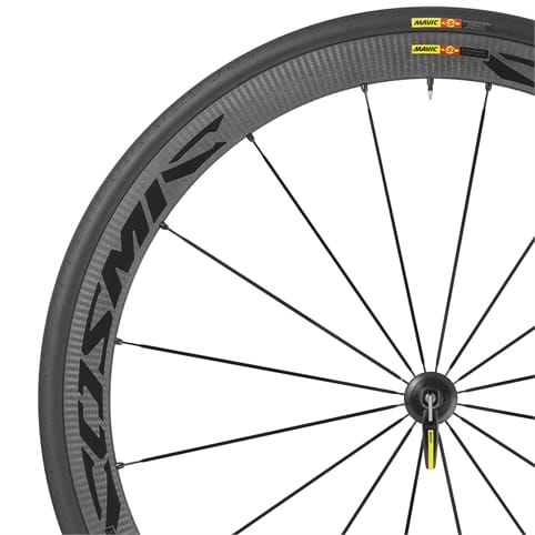 Mavic Cosmic Carbone 40 C 2016 Rear Road Wheel