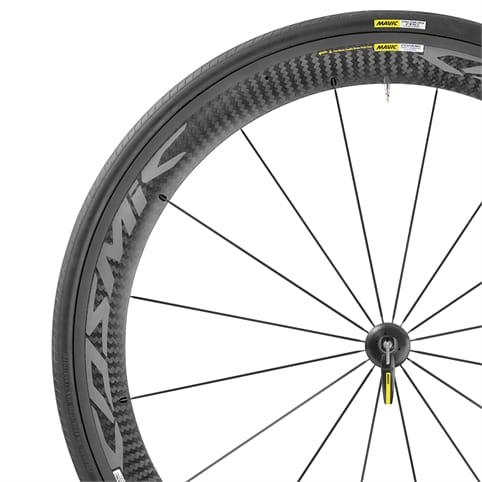 Mavic Cosmic Pro Carbon Exalith 23c 2016 Rear Road Wheel