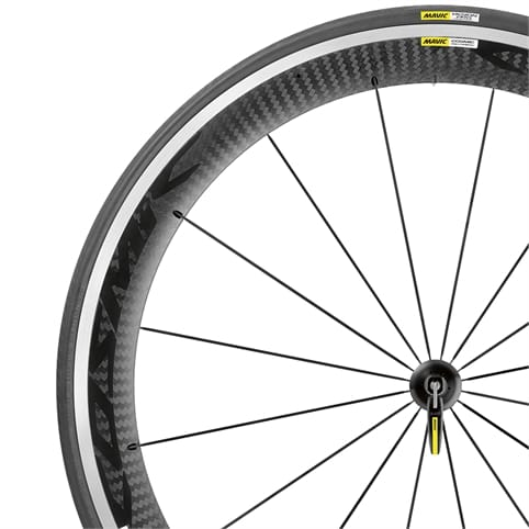 Mavic Cosmic Pro Carbon 25c 2016 Rear Road Wheel