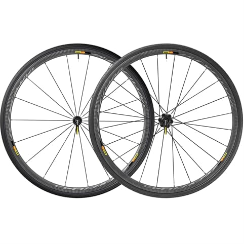 Mavic Ksyrium Pro Carbon SL T Disc 2016 Road Wheelset