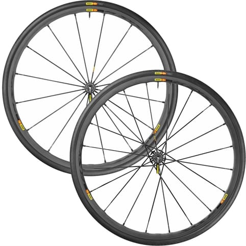 Mavic R-Sys SLR 25c 2016 Road Wheelset