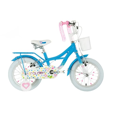 "Raleigh Rosina 14"" Girl's MTB Bike 2016"