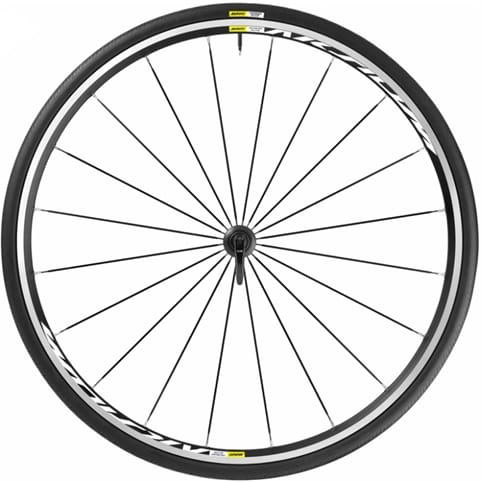 Mavic Aksium Elite 28c 2016 Wheelset