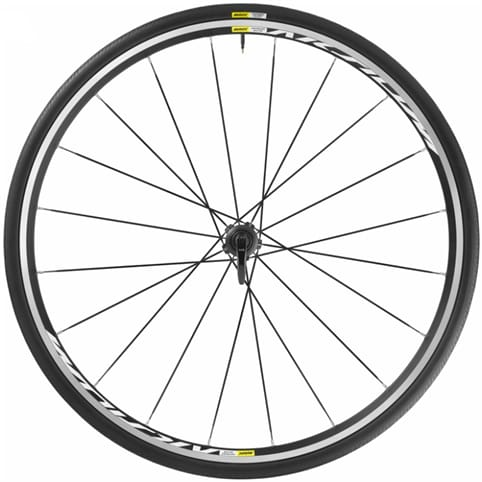 Mavic Aksium Elite 25c 2016 Wheelset