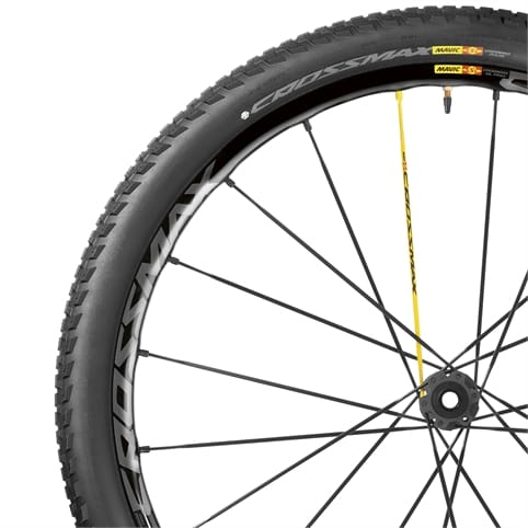 "Mavic Crossmax SL Pro 29"" WTS Rear Wheel 2016"
