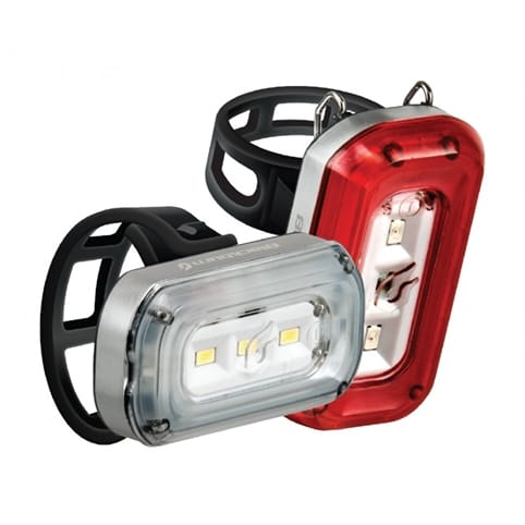 Blackburn Central 100 Front + Central 20 Rear Lightset
