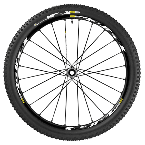 "Mavic Crossmax XL Pro WTS 29"" Front Wheel 2016"
