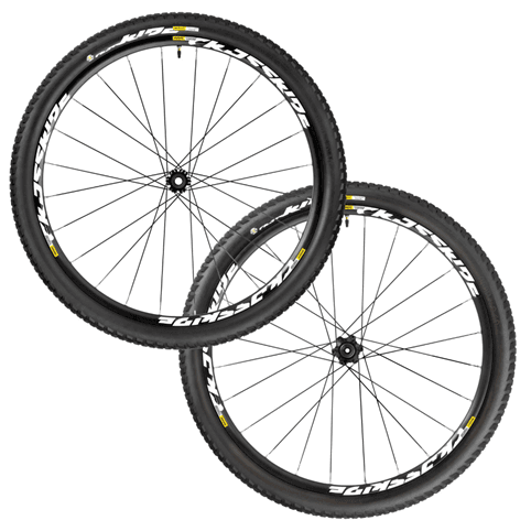"Mavic Crossride Tubeless Quest WTS 26"" Rear Wheel 2016"