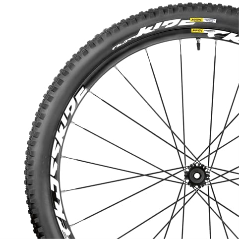"Mavic Crossride Tubeless Light WTS 29"" Front Wheel 2016"