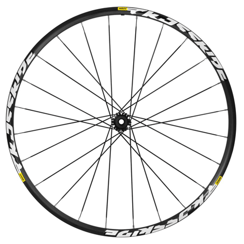 "Mavic Crossride 26"" Front Wheel 2016"