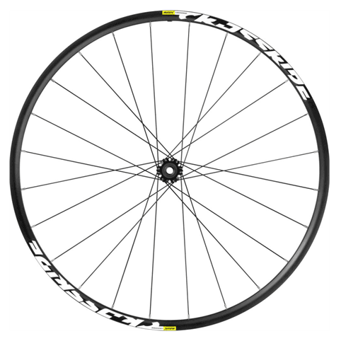 "Mavic Crossride FTS-X 29"" Front Wheel 2016"