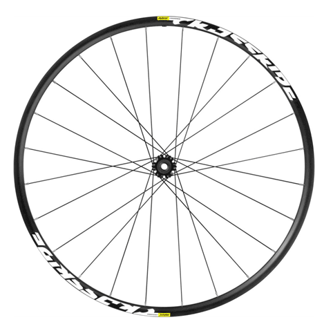 "Mavic Crossride FTS-X 27.5"" Front Wheel 2016"