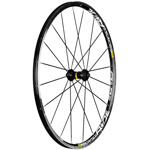 "Mavic Crossride UB 26"" Front Wheel 2016"