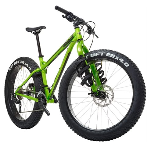 Genesis Caribou Fat Bike 2016
