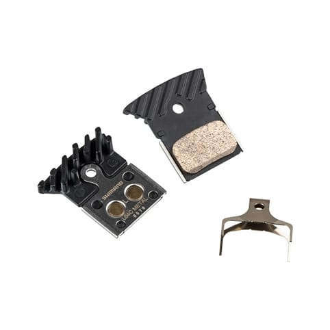 Shimano L04C Disc Brake Pad (with Fin)
