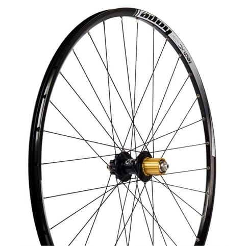 "Hope Tech XC – Pro 4 26"" Straight Pull Rear Wheel"